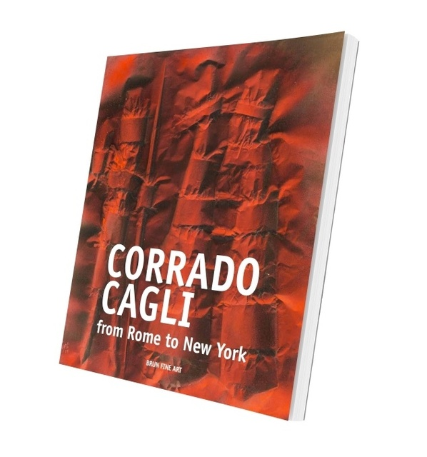 Corrado Cagli: From Rome to New York Exhibition catalogue
